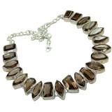 Alice Sterling Silver Quartz  Necklace