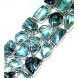 Adelina Sterling Silver Amethyst  Bracelet