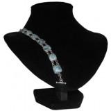 Chica Deep Blue Jade Bracelet