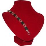 Corrido Green Aguacate Jade Bracelet