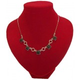 Aros Black Jade Necklace