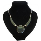 Esfera Green 'Traditional' Jade Necklace