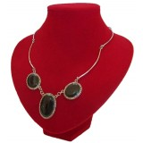 Hugo Black Jade Necklace