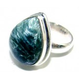 Kaylynn Sterling Silver Gemstone  Ring