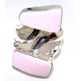 Savanna Sterling Silver Opal  Ring
