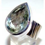 Juliette Sterling Silver Amethyst  Ring