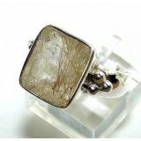 Kayden Sterling Silver Quartz  Ring