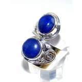 Ryan Sterling Silver Lapis  Ring