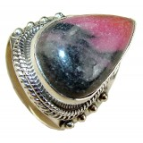 Raelyn Sterling Silver Gemstone  Ring