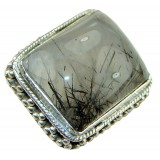 Peyton Sterling Silver Quartz  Ring