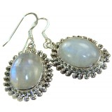 Molly Sterling Silver Moonstone  Earrings