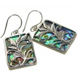 Mara Sterling Silver Gemstone  Earrings