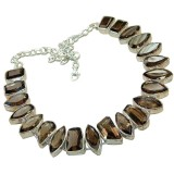 925 Sterling Silver Quartz Necklace