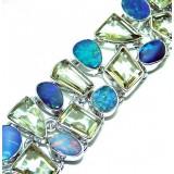 Christina Sterling Silver Quartz  Bracelet