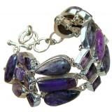 Madeline Sterling Silver Turquoise  Bracelet