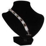 Corrido Lavender Jade Bracelet