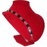 Tikal Black Jade Bracelet