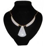 Corrido Lavender Jade Necklace