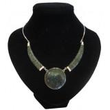 Esfera Green 'Traditional' Jade Necklace
