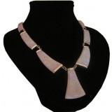 Hacha Lavender Jade Necklace