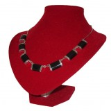 Halais Black Jade Necklace