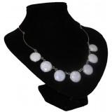 Pelotas Lavender Jade Necklace