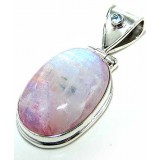 Anabelle Sterling Silver Moonstone  Pendant