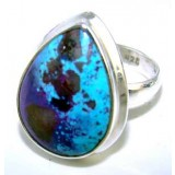 Melina Sterling Silver Gemstone  Ring