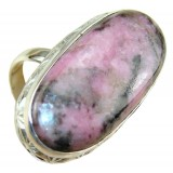 Adelynn Sterling Silver Gemstone  Ring
