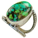 Fernanda Sterling Silver Turquoise  Ring
