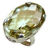 Ciara Sterling Silver Quartz  Ring