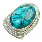 Kira Sterling Silver Turquoise  Ring