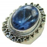 Miah Sterling Silver Gemstone  Ring
