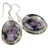 Hana Sterling Silver Gemstone  Earrings