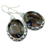 Rory Sterling Silver Quartz  Earrings
